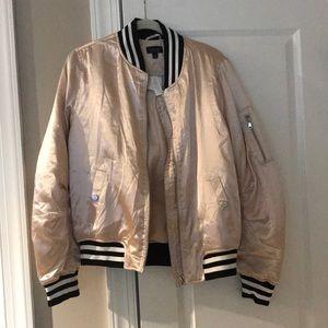Topshop bomber jacket size 12